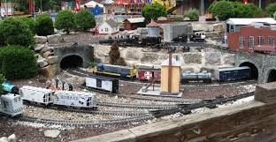 understanding scale and in model trains