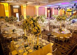 how to be a wedding planner with wedding planner bisharat arabia weddings
