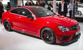 mercedes amg c63 black series 2012 mercedes c63 amg coupe black series car and driver