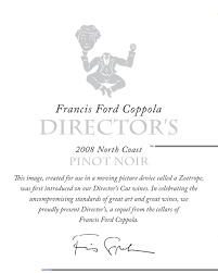 coppola director s cut 2008 francis ford coppola pinot noir russian river valley director s