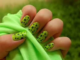 black and green nail designs how you can do it at home pictures