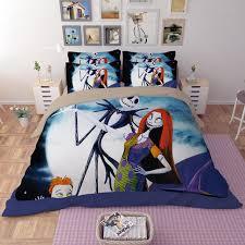 nightmare before christmas bedroom set 3d luxury nightmare before christmas bedding set king queen full