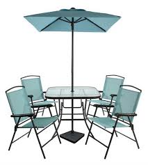 Target Patio Dining Set - 7pc room essentials sling folding patio dining set for 99 free