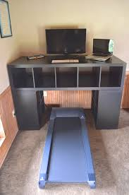 Diy Treadmill Desk Ikea Ikea Hack Diy Treadmill Desk Cool Stuffs Pinterest