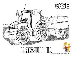 case maxxum 110 tractor print out at yescoloring http www