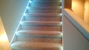Stair Lighting Led Stair Lights Youtube