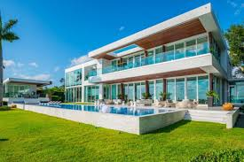 tour the 29m miami beach mansion featured in rihanna u0027s u201cneeded me