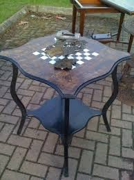 Chess Table Amazon Chess Tables For Sale Foter
