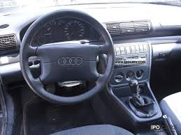 1996 audi a4 1 8 liter 2 car photo and specs