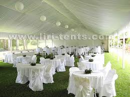 outdoor wedding decorating tent photograph decoration lini