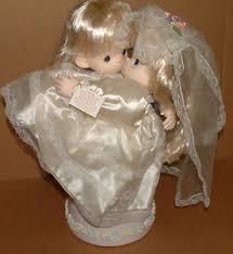 precious moments bride u0026 groom wedding display musical box
