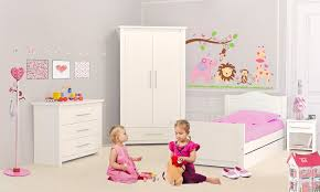 chambre fille et blanc chambre enfant blanche cocoon design direct usine made in
