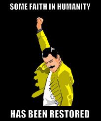 Freddie Mercury Meme - freddie faith colored freddie mercury rage pose know your meme