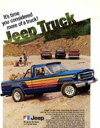 jeep honcho twister jeep ads from the 1980s flickr