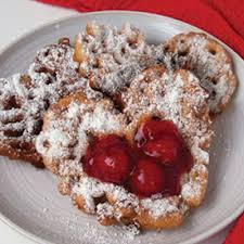 best 25 mini funnel cakes ideas on pinterest funnel cake recipe