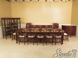 Wwwstenellaantiquescom - Henkel harris dining room table