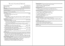 Sample Undergraduate Resume Awesome Collection Of Sample Two Page Resume For Your Resume
