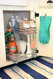 the kitchen sink storage ideas kitchen sink organizer proportionfit info