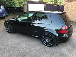 vw golf gttdi highline 1 9 pd130 manual 3 door modified in