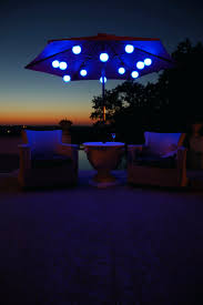 Camping Patio Lights by Solar Powered Lights For Patio Umbrellas Icamblog
