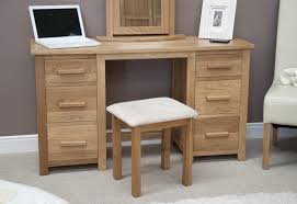 Solid Pine Bedroom Furniture Wooden Desk With Hutch Small Wood Computer Desk With Drawers
