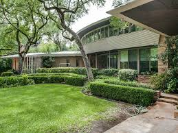 vaughn house in the honeypot of old preston hollow hits market