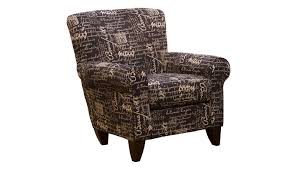accent chair home zone furniture living room
