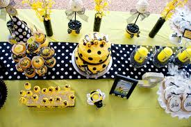 baby shower bee theme bumble bee theme for baby shower party ideas decorating of