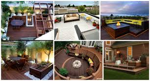 18 impeccable deck design ideas for the patio that add value to