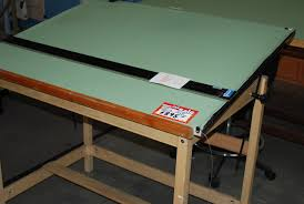 Mayline Ranger Drafting Table Used Drafting Table Denver Best Table Decoration