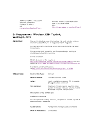 Hairdresser Resume Examples by Resumes Objectives Cover Letter Samples Of Resumes Objectives
