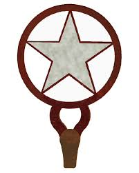 large texas star wall decor how to paint like a texas star wall