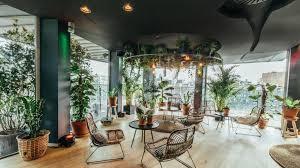 Mobilier Terrasse Design Découverte Du Toit Terrasse Perché Sur Le Casino De Bruxelles Le
