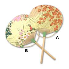uchiwa fan japanese online shop marugame uchiwa fan folk craft paper