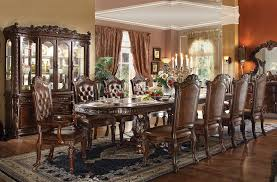 elegant formal dining room sets new decoration ideas vendome
