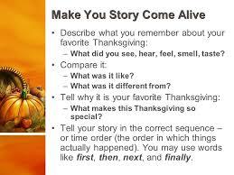 i remember thanksgiving ppt