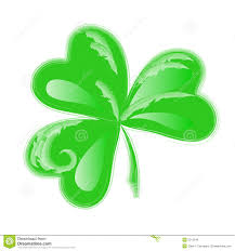 three leaf clover vector royalty free stock images image 2013249
