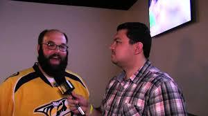 lexus lounge nashville predators instant fan reaction to preds winning game 7 youtube