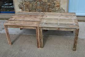 Comment Fabriquer Un Salon De Jardin Avec Des Palettes by Comment Fabriquer Une Table Basse En Inspirations Et Fabriquer