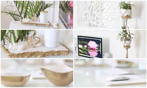 Chic Office Desk The Images Collection Of Corner Decorations Ideas Small Home