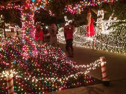 point loma christmas lights san diego community news group garrison street holiday light show