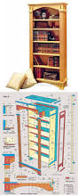 Woodworking Plans Bookcase Cabinet by 1278 Best Woodworking Images On Pinterest Furniture Plans Wood