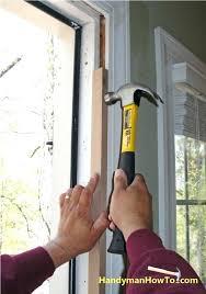 Exterior Door Jamb Kit Door Frame Replacement Compact Garage Door Frame Replacement Got