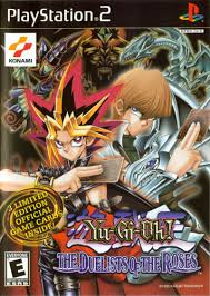 yu gi oh the duelists of the roses for playstation 2 2001