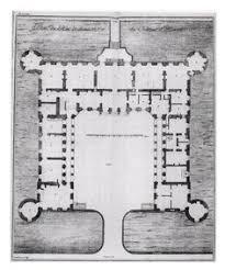 chateau floor plans chatsworth house ground floor plan mid xix century castles