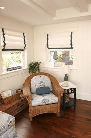 Kids Roman Shades - white roman shades kids traditional with antique bureau french