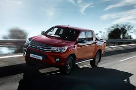 hilux toyota hilux van leasing offers u0026 contract hire deals from vanarama