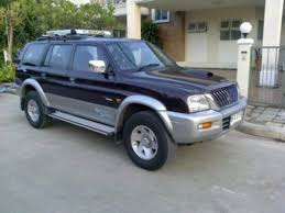 mitsubishi strada topworldauto u003e u003e photos of mitsubishi strada g wagon photo galleries