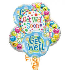 get well soon balloons get well soon balloon bouquet columbus ohio florist bloomtastic