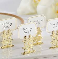 place card holders happiness place card holders set of 6